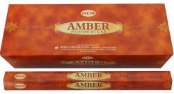 HEM Amber - Hexagonal Six Pack