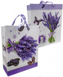 Lavender Gift Bags